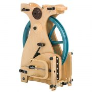 Schacht Sidekick Spinning Wheel folded