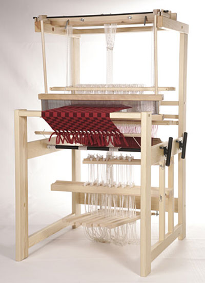 Glimakra Julia 4 shaft Floor Loom