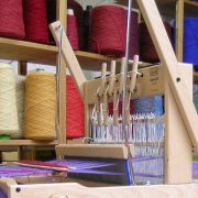 Louet Kombo Table Loom - 40cm, 4 additional shafts