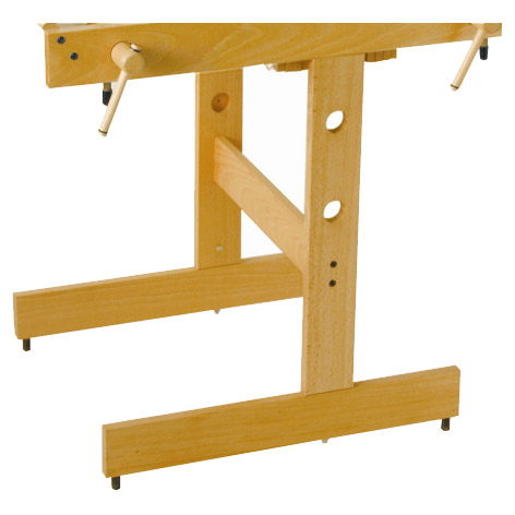Louet Kombo or Jane Table Loom - 70cm, floor stand