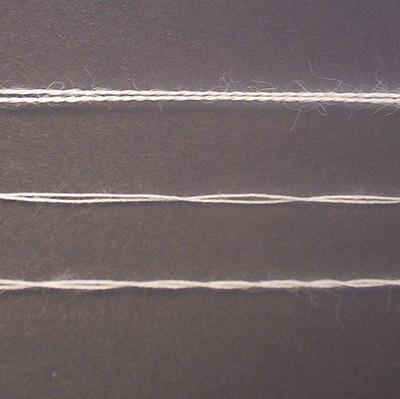 Worsted Botany Wool Yarn - 2/36 - balanced