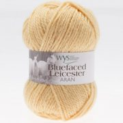 Bluefaced Leicester Aran Yarn - Pastel Catkin