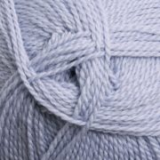 Ashford Tekapo DK wool yarn - Powder Blue