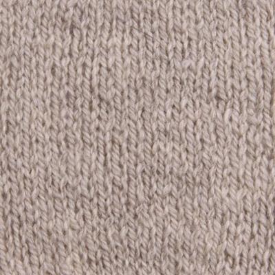 Ashford Tekapo Dk wool yarn - Natural Light Brown