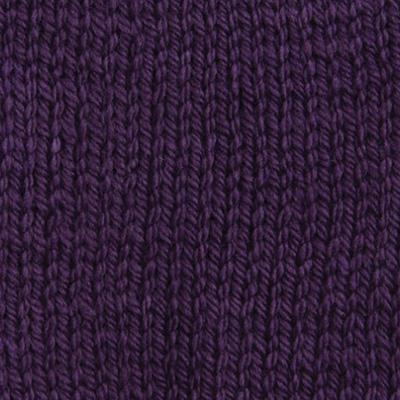 Ashford Tekapo DK wool yarn - Grape