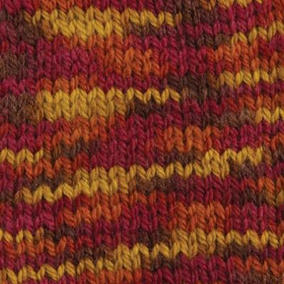 Ashford Tekapo DK random dyed wool yarn - Moroccan