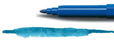 Caran d'Ache Fibralo Fibre Tipped Pens Tin 10