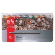 Caran d'Ache Pablo Colour Pencil Tin 80