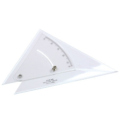 Adjustable Set Square - 250mm