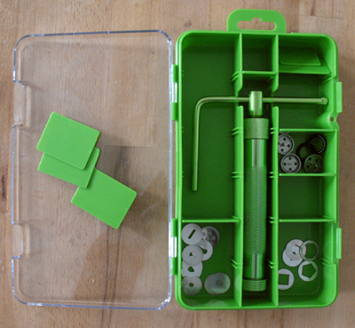 Makins Ultimate Clay Extruder - Deluxe Set