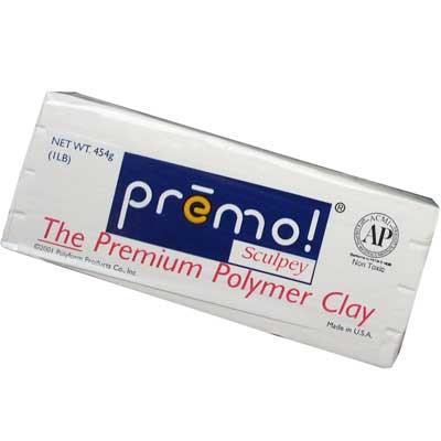 Premo Sculpey Polymer Clay, 454g