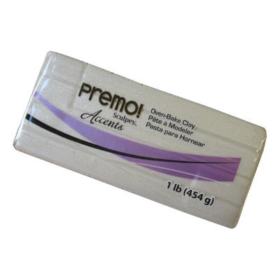 Premo Sculpey Accents Polymer Clay, 454g