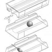 AMACO Professional Bead Roller Set 6