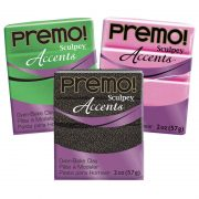 Premo Sculpey Accents Polymer Clay, 56g