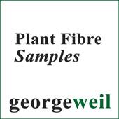 Plant Fibres Sample Card