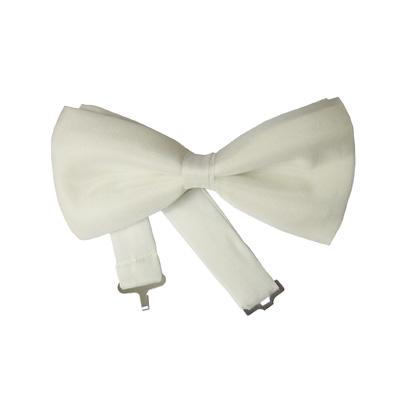 Silk Bow Tie (Hook fastening)
