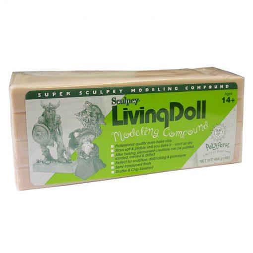 Sculpey Living Doll, 454g