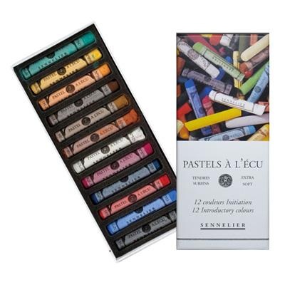 Sennelier Soft Pastels 12 Introductory Colours