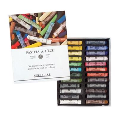 Sennelier Soft Pastels Introductory Set 24 Colours