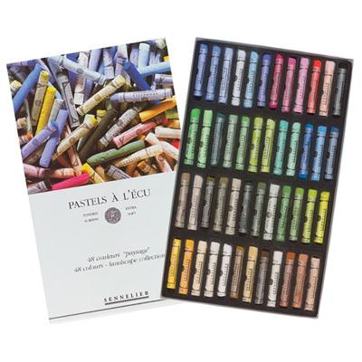 Sennelier Soft Pastels Set 48 Landscape Colours