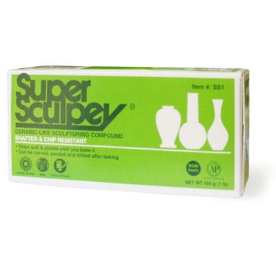 Super Sculpey, 454g