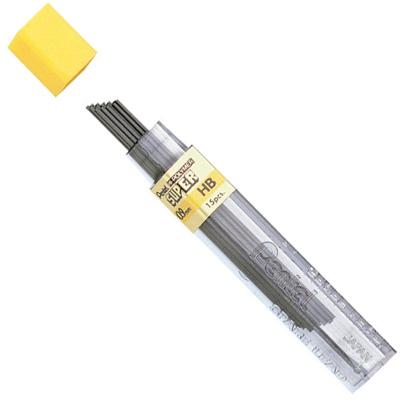 Pentel Super Hi-Polymer Refill Leads 0.9mm