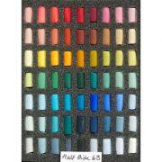 Unison Colour Soft Pastels - Half Stick Set 63