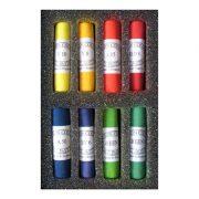 Unison Colour Soft Pastels - Set 8 Bright