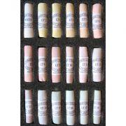 Unison Colour Soft Pastels - Set 18 Light