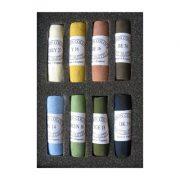 Unison Colour Soft Pastels - Set 8 Landscape