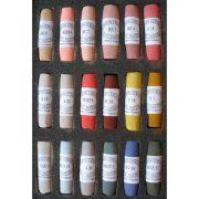 Unison Colour Soft Pastels - Set 18 Portrait