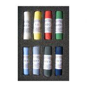Unison Colour Soft Pastels - Set 8 Starter