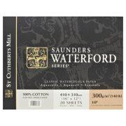 Saunders Waterford Blocks Hot Pressed