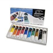 Artisan Water Mixable Oil Colour 10 x 21ml tube set