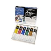 Artisan Water Mixable Oil Colour 6 x 21ml Starter Set