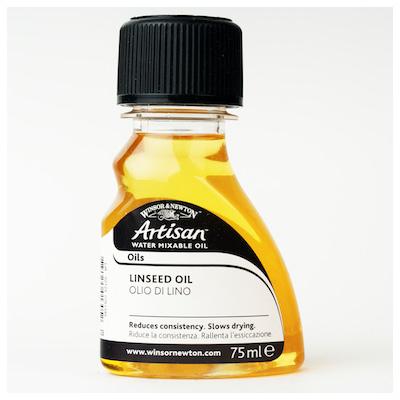Artisan Linseed Oil - 75ml