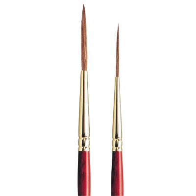 Sceptre Gold II Lettering Brushes series 303