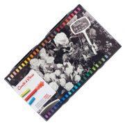 Conte a Paris Crayon Set of 48 Assorted Colours