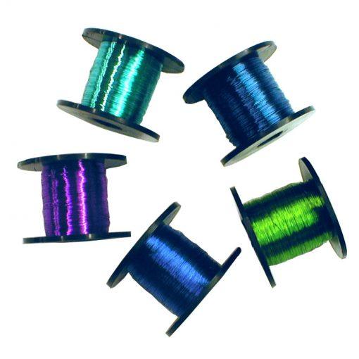 Coloured Copper Wire 0.2mm, 50g