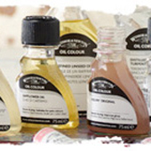 Mediums for Oil Paints