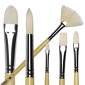 Brushes for Oil Painting