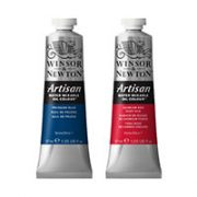 Water-soluble Oil Paints