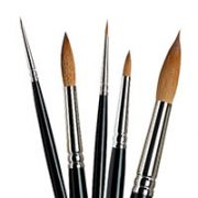 Brushes for Watercolours