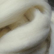 Fibrecrafts Undyed Wool Fibres