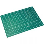 Green Self Sealing Cutting Mat - A4