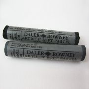 Daler Rowney Soft Pastels - Greys Black White