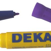 Deka Twin Fabric Marker Pen