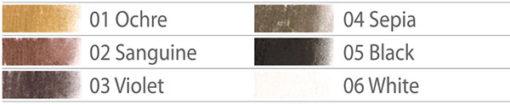 Derwent XL Charcoal Blocks
