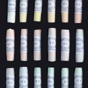 Unison Colour Soft Pastels - Light Colours