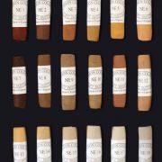 Unison Colour Soft Pastels - Natural Earth Colours
